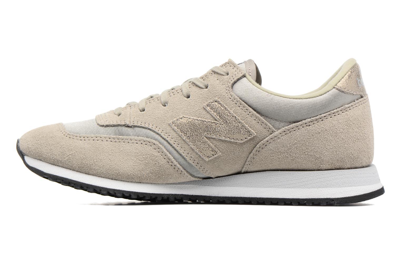 Sneakers New Balance CW620 Grigio immagine frontale