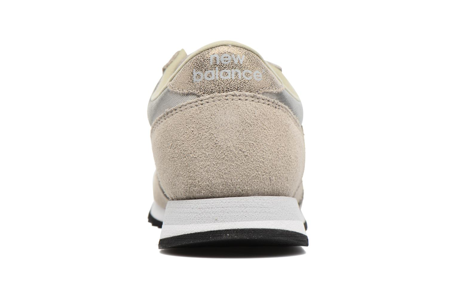 Trainers New Balance CW620 Grey view from the right