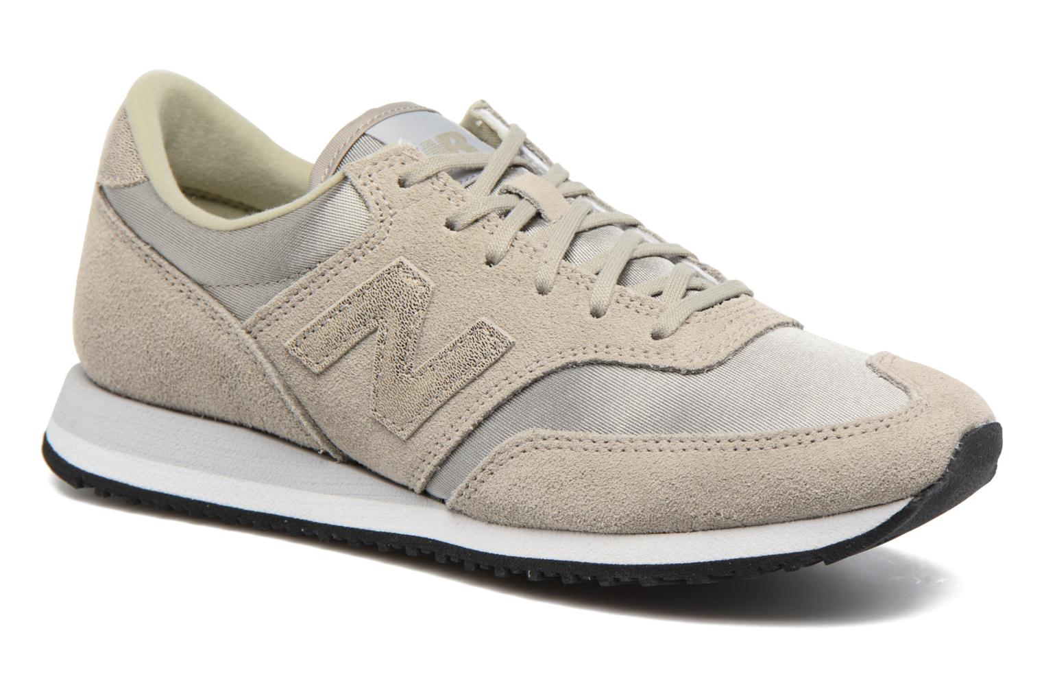 Trainers New Balance CW620 Grey detailed view/ Pair view