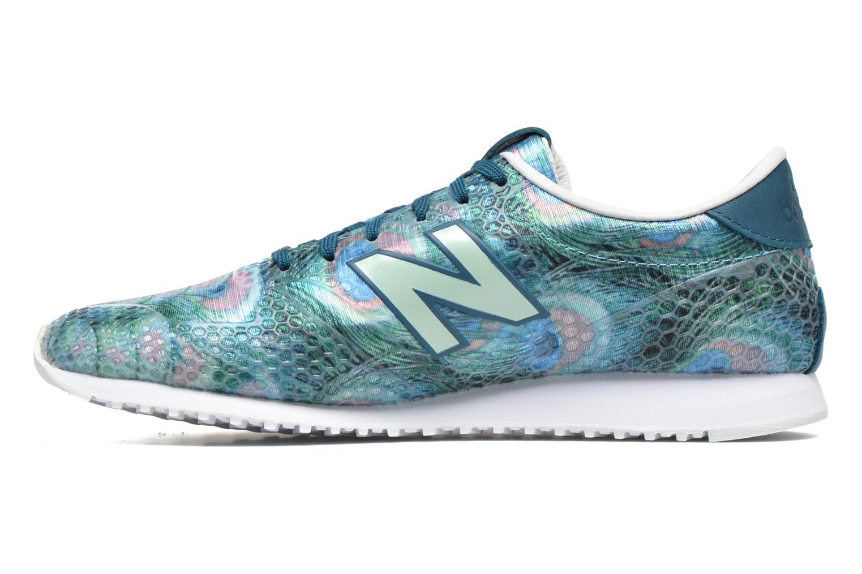Sneaker New Balance WL420 grün ansicht von vorne