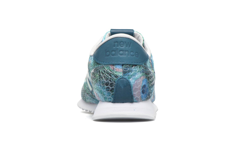 Sneaker New Balance WL420 grün ansicht von rechts
