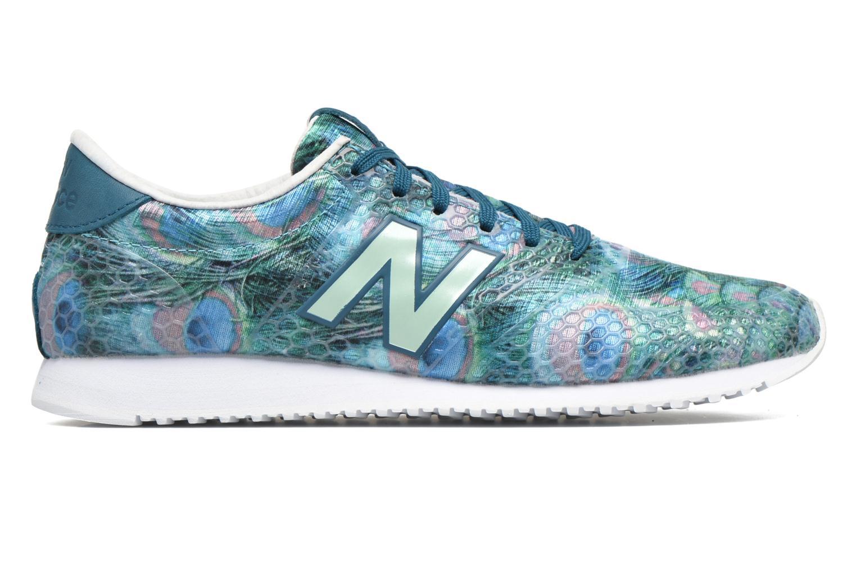 Sneaker New Balance WL420 grün ansicht von hinten