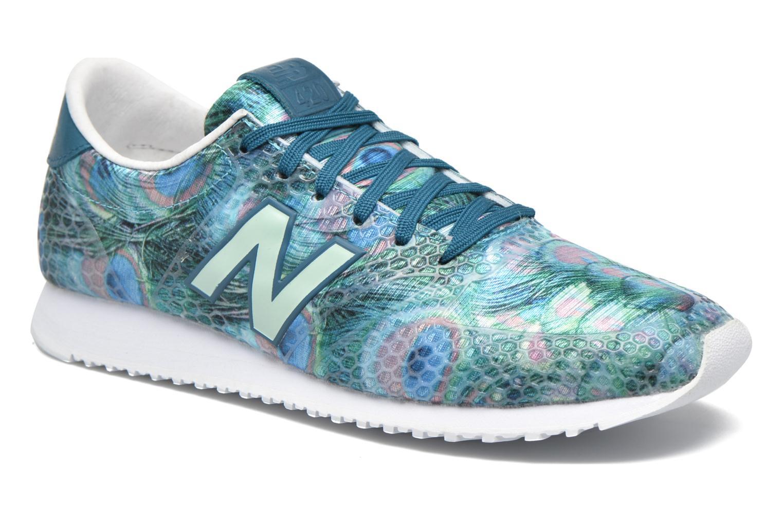 Sneakers New Balance WL420 Groen detail