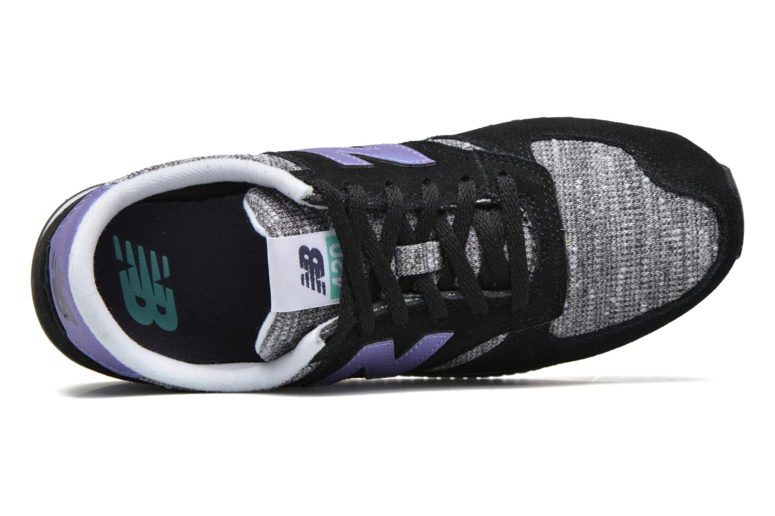 Sneakers New Balance WL420 Zwart links