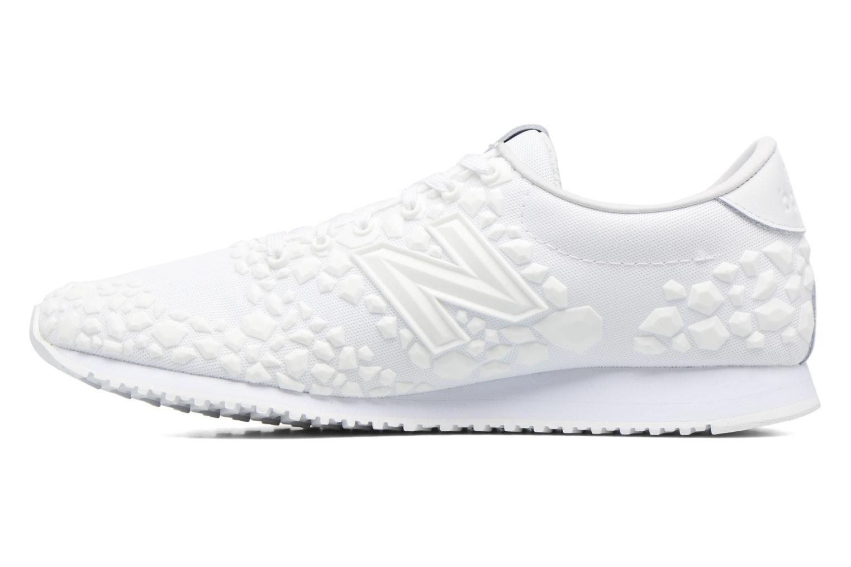 Sneaker New Balance WL420 weiß ansicht von vorne