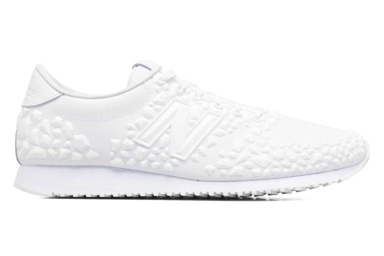 Sneaker New Balance WL420 weiß ansicht von hinten