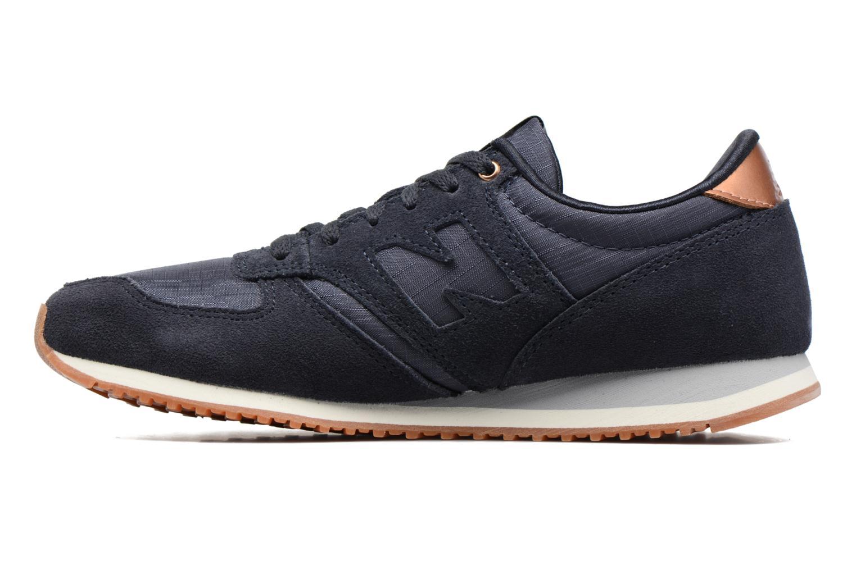 Sneakers New Balance WL420 Blauw voorkant