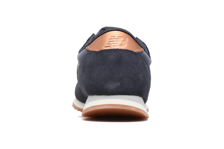Sneakers New Balance WL420 Blauw rechts