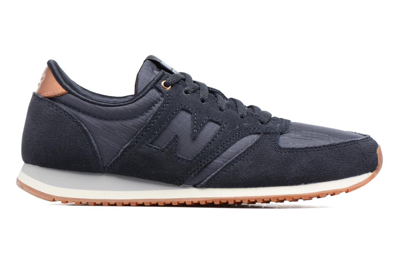 Sneakers New Balance WL420 Blauw achterkant