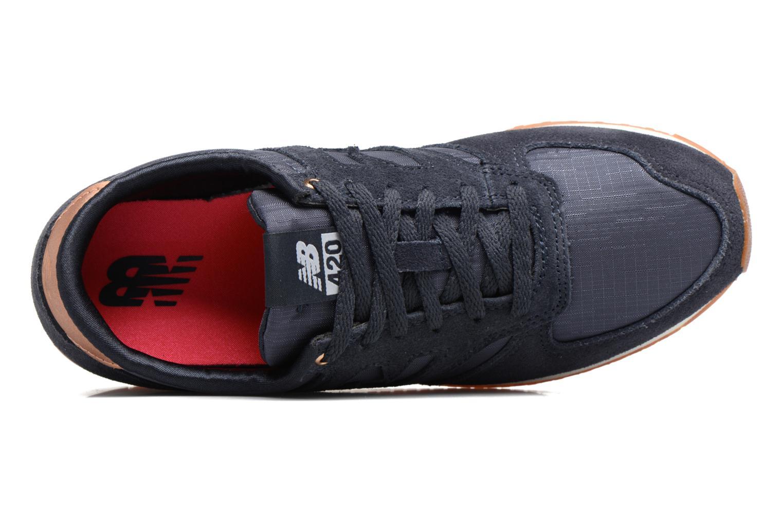 Sneakers New Balance WL420 Blauw links