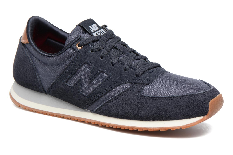 Sneakers New Balance WL420 Blauw detail