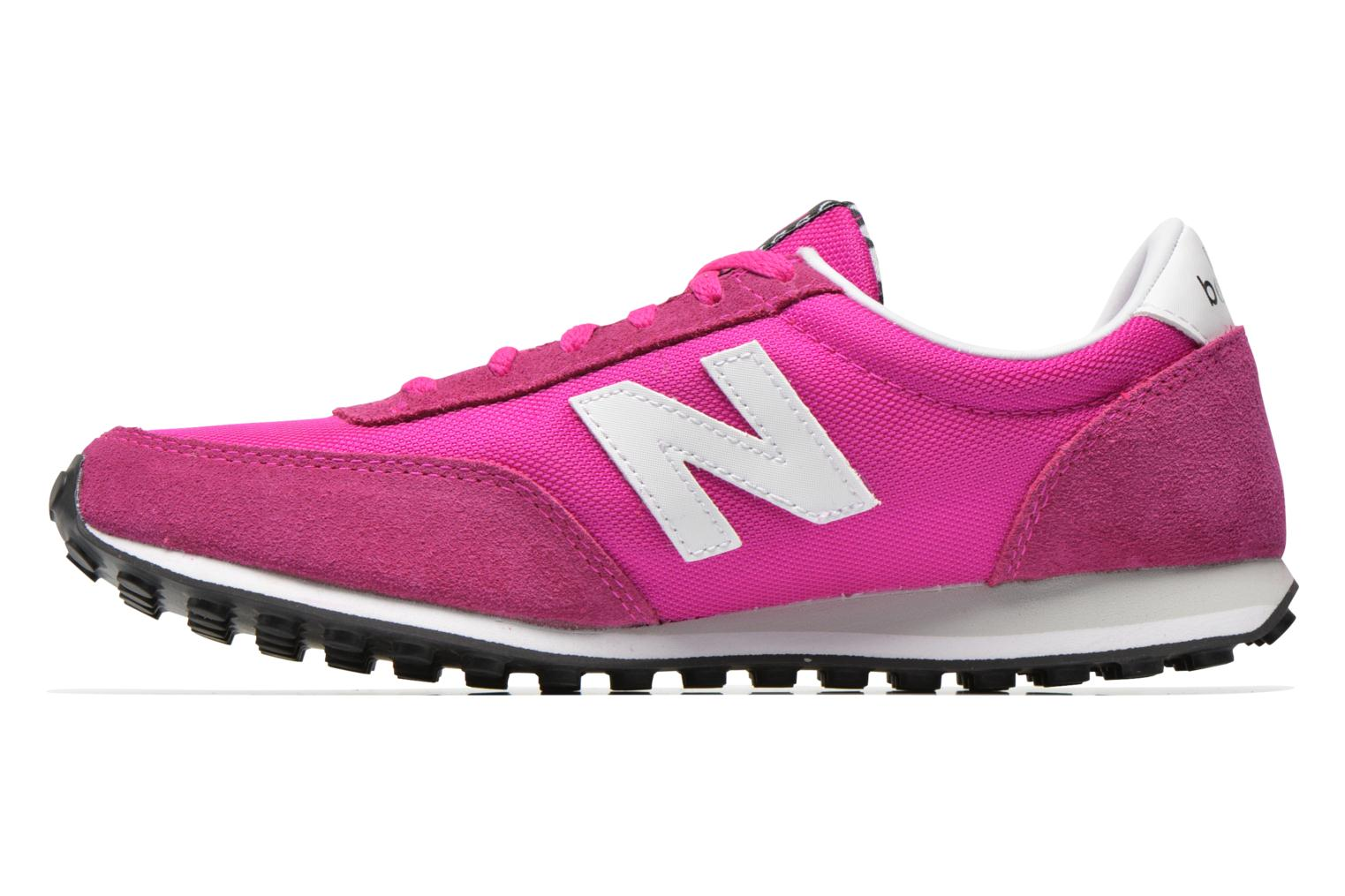 Sneakers New Balance WL410 Rosa immagine frontale