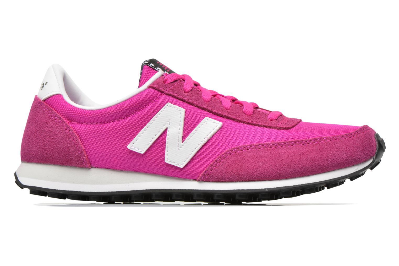 Sneaker New Balance WL410 rosa ansicht von hinten