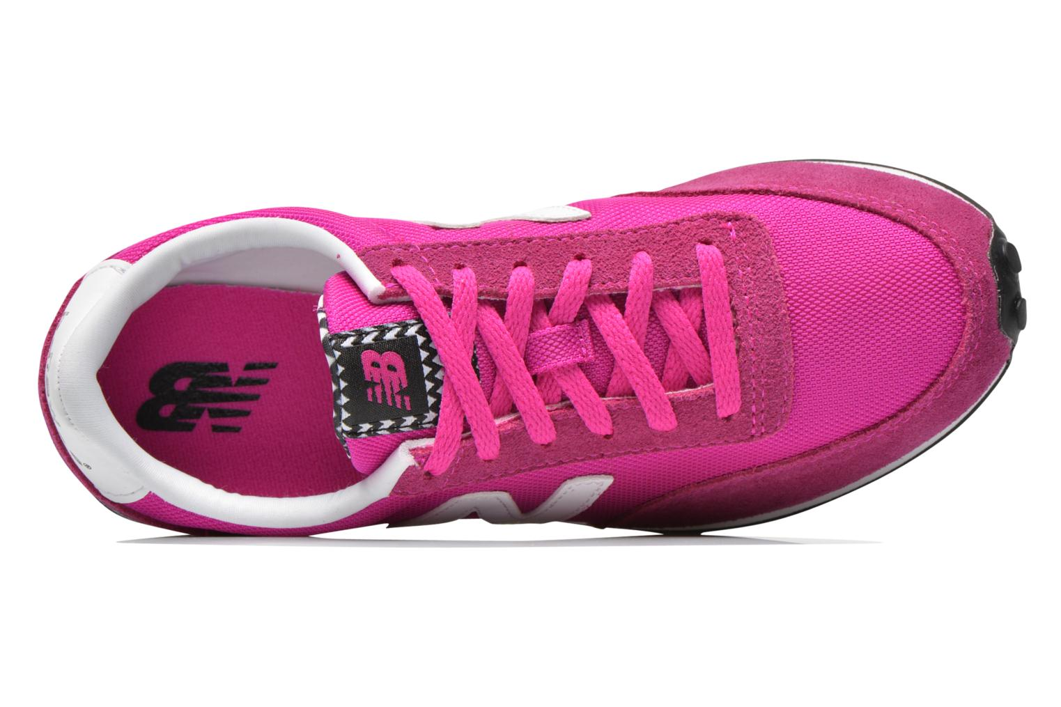 Sneakers New Balance WL410 Rosa immagine sinistra