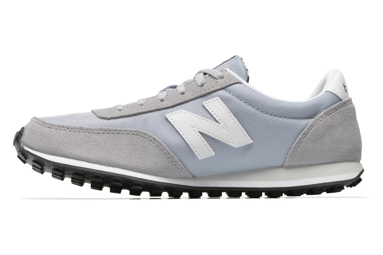 Sneaker New Balance WL410 grau ansicht von vorne