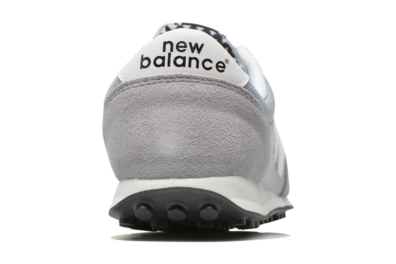 Sneakers New Balance WL410 Grå Bild från höger sidan