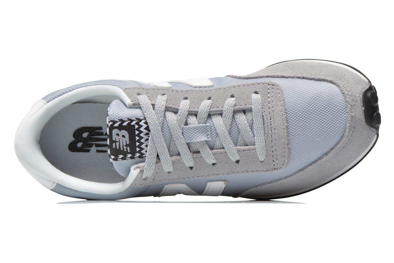Sneaker New Balance WL410 grau ansicht von links
