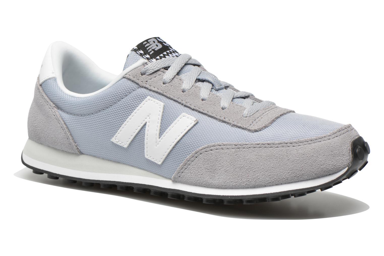 Sneakers New Balance WL410 Grå detaljerad bild på paret