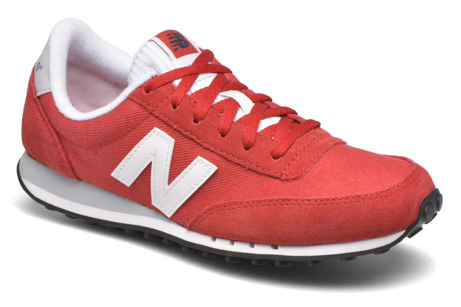 sarenza new balance rouge