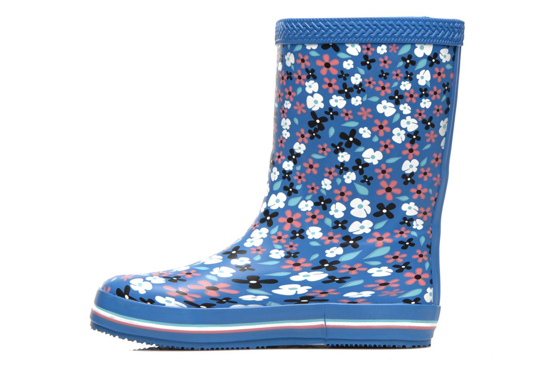 Boots & wellies Havaianas Aqua Kids Flores Blue front view