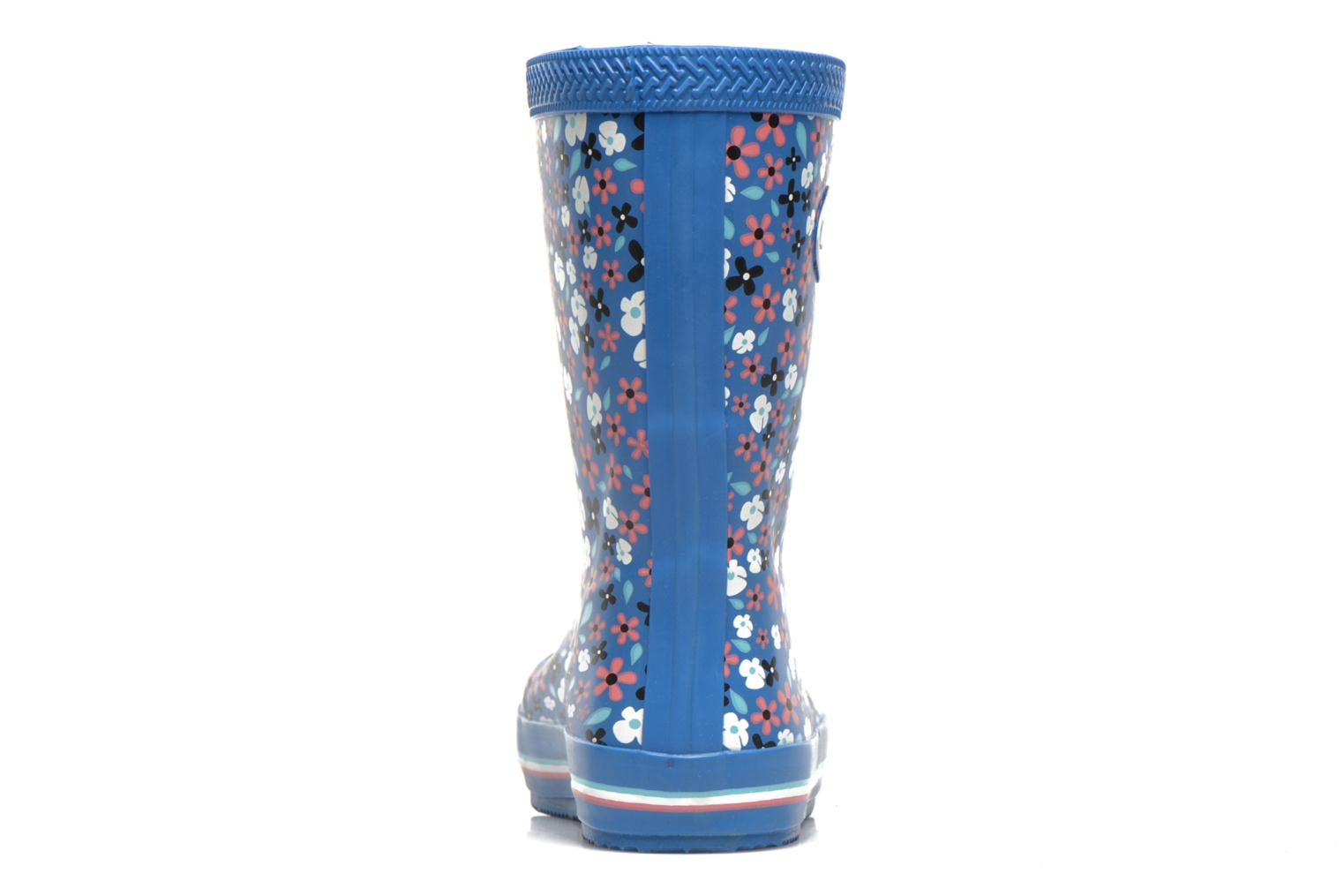 Boots & wellies Havaianas Aqua Kids Flores Blue view from the right