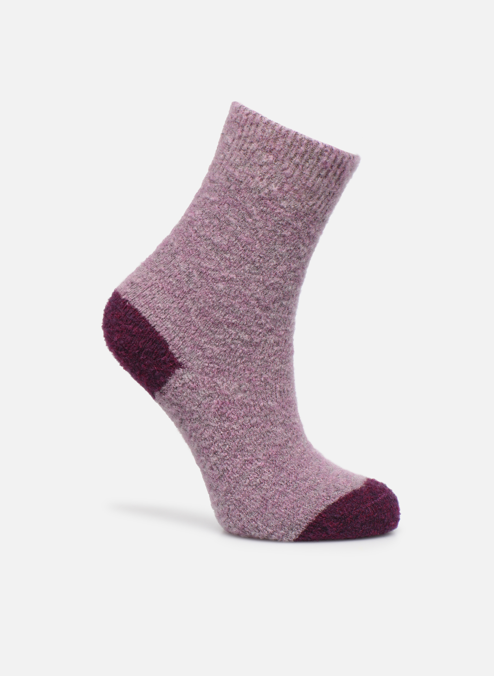 Chaussettes Polaire 005 - violet