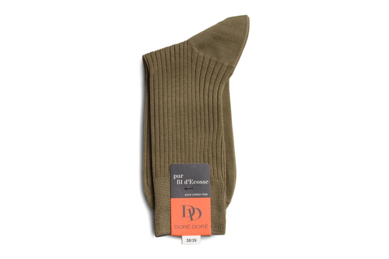 Socken PURETÉ 662 - kaki