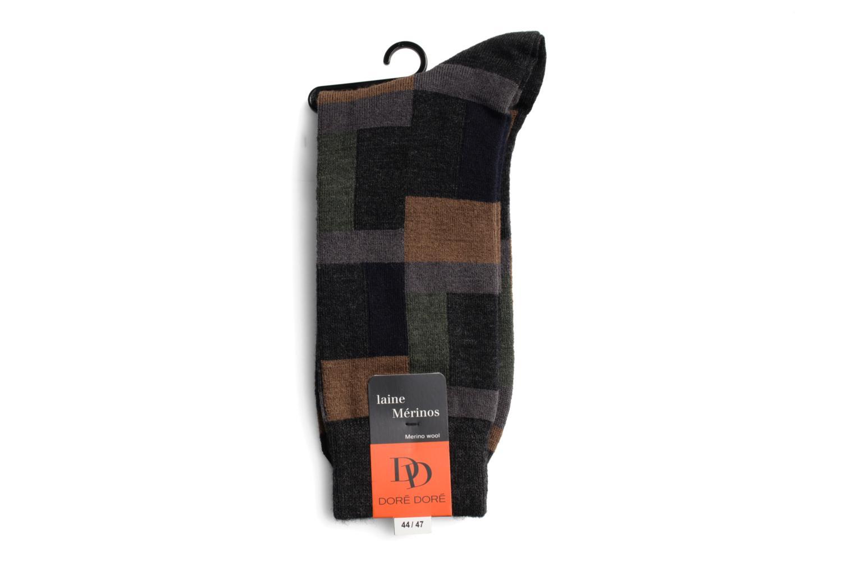Socks GÉOMÉTRIE 033 - gris