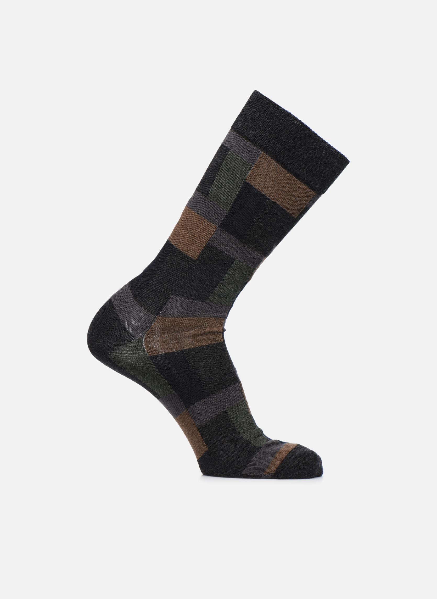 Socken GÉOMÉTRIE 033 - gris