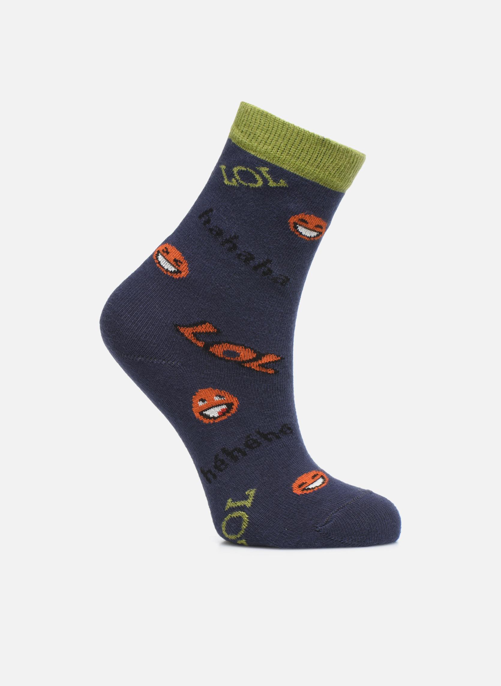 Socken LOL 047 - bleu