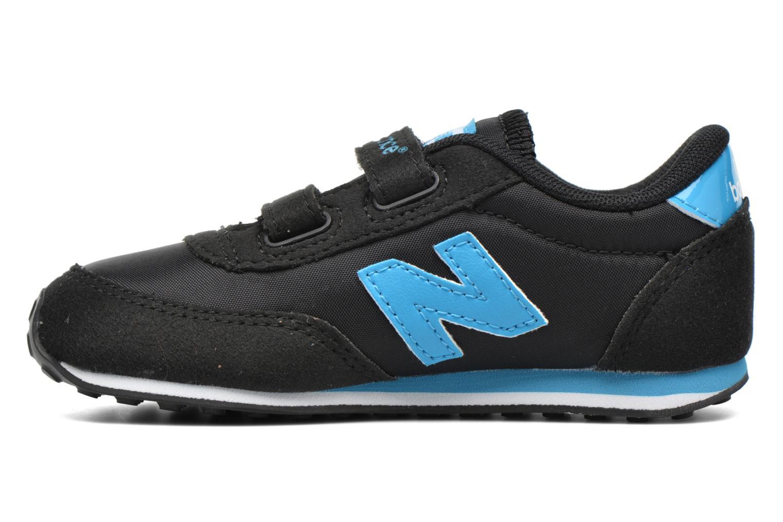 Sneakers New Balance KE410 I Sort se forfra