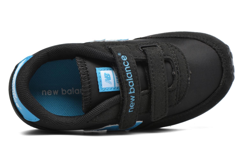 Baskets New Balance KE410 I Noir vue gauche