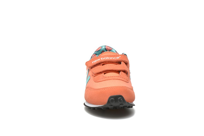 KE410 J Coral/Teal