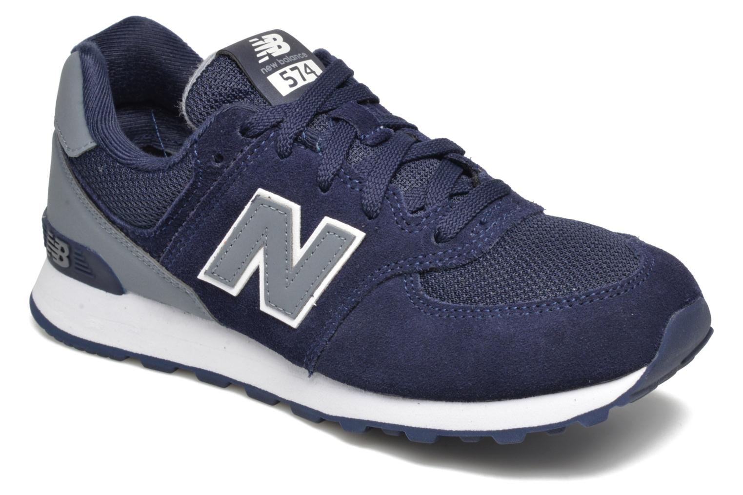 KL574 J CWP CWG Navy/Grey