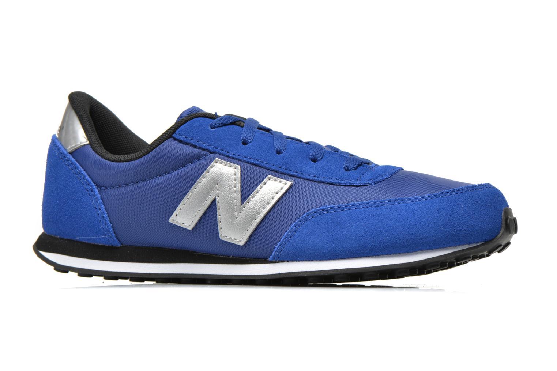 Sneakers New Balance KL410 J Blauw achterkant