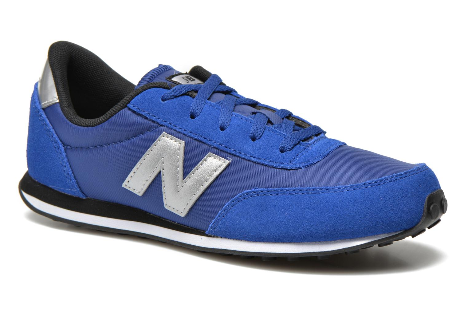 Trainers New Balance KL410 J Blue detailed view/ Pair view