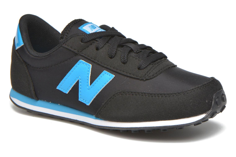 Sneaker New Balance KL410 J schwarz detaillierte ansicht/modell
