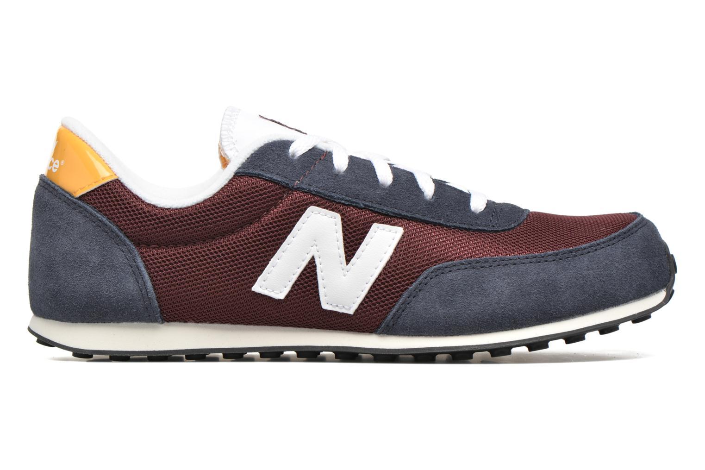 Sneaker New Balance KL410 J blau ansicht von hinten