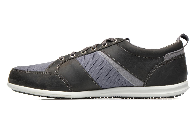 Sneaker Timberland Burnettsville Oxford grau ansicht von vorne