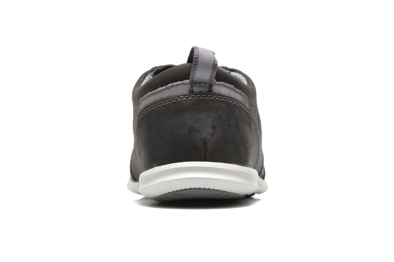 Sneakers Timberland Burnettsville Oxford Grå Bild från höger sidan