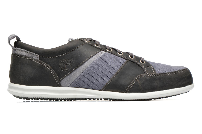 Sneaker Timberland Burnettsville Oxford grau ansicht von hinten