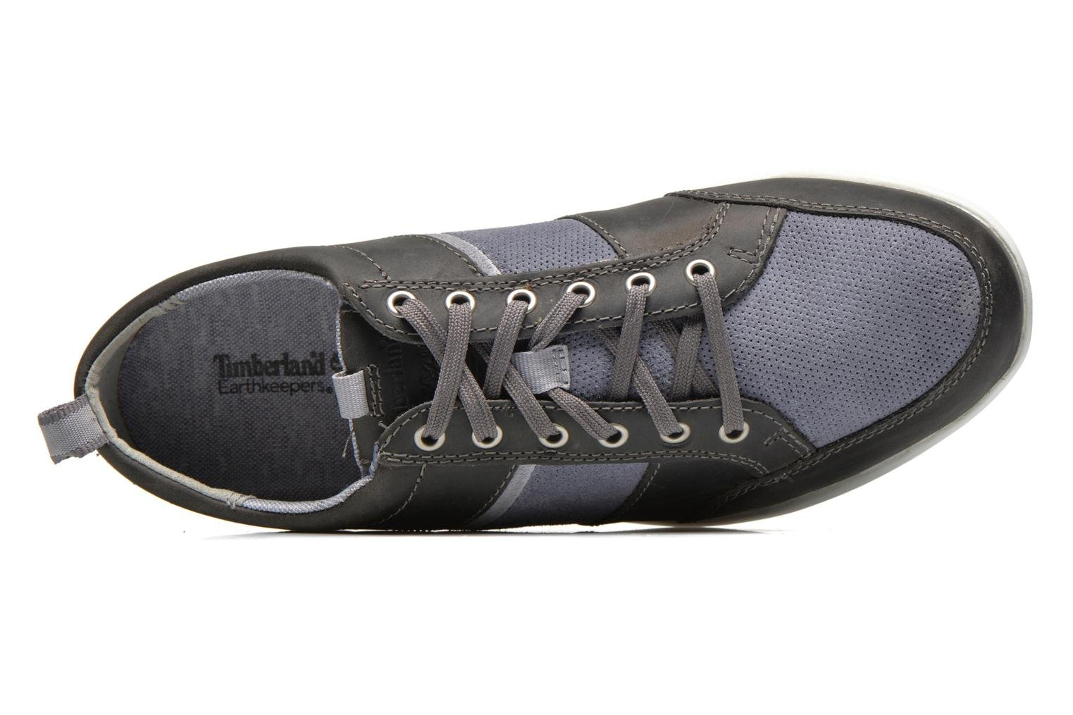Trainers Timberland Burnettsville Oxford Grey view from the left