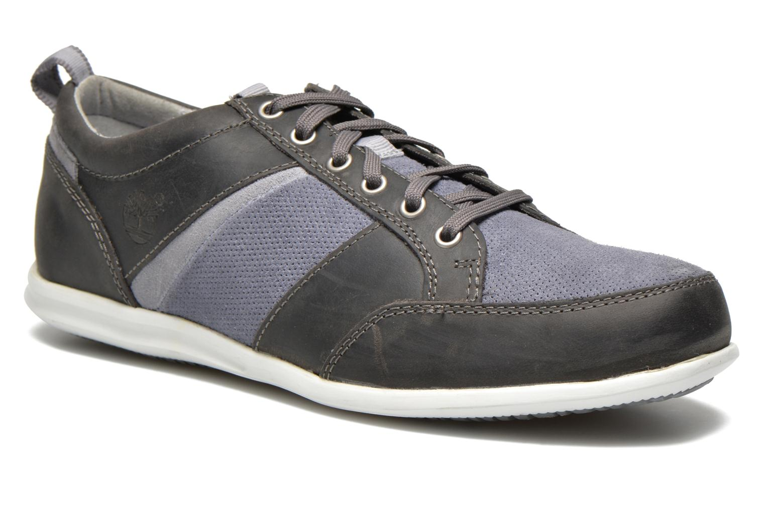Trainers Timberland Burnettsville Oxford Grey detailed view/ Pair view