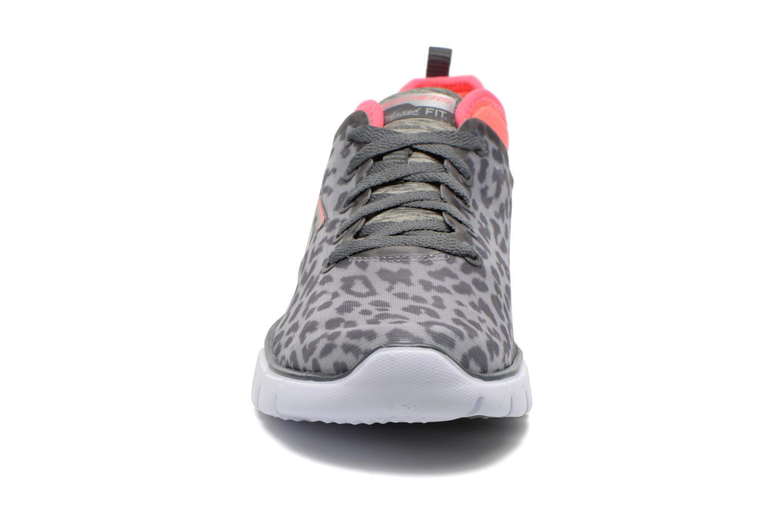 Zapatillas de deporte Skechers Skech-Flex Power Player 12131 Gris vista del modelo