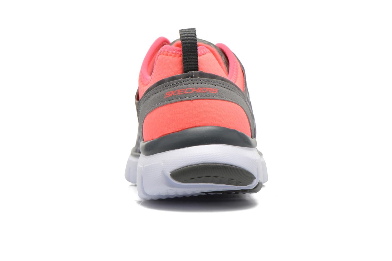 Zapatillas de deporte Skechers Skech-Flex Power Player 12131 Gris vista lateral derecha