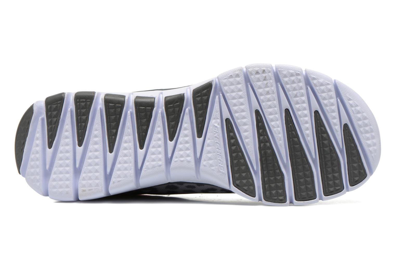 Zapatillas de deporte Skechers Skech-Flex Power Player 12131 Gris vista de arriba
