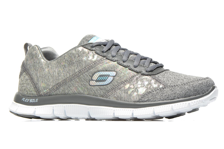 Chaussures de sport Skechers Flex Appeal Hollywood Hills 12199 Gris vue derrière