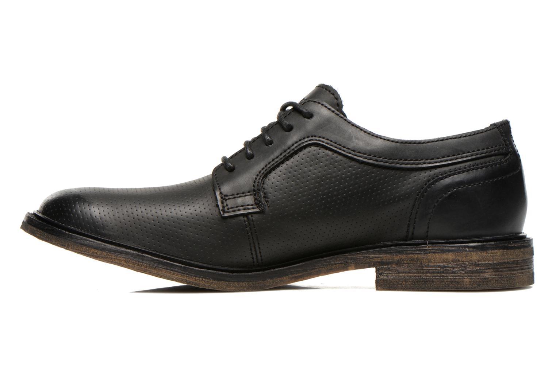 Chaussures à lacets Skechers Bridport 68160 Noir vue face