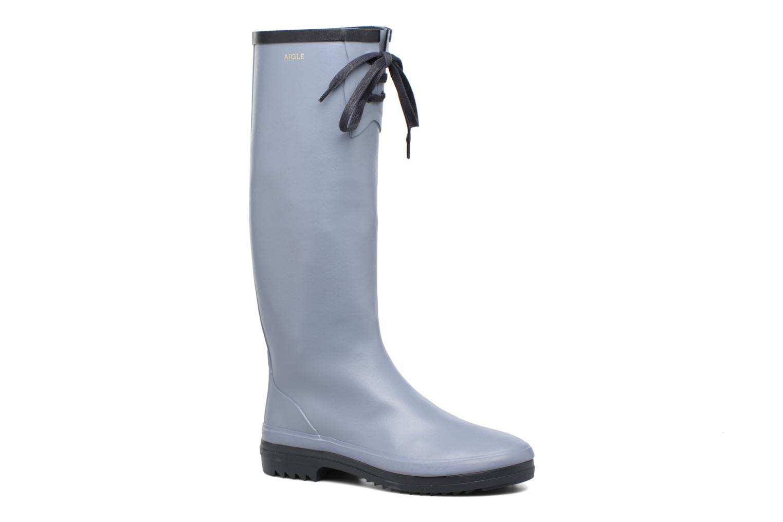 Grandes descuentos últimos zapatos Aigle Miss Marion (Azul) - Botas Descuento