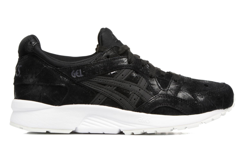 Sneaker Asics Gel-Lyte V W schwarz ansicht von hinten